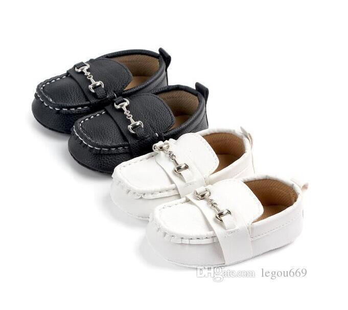 scarpe bambino versione coreana scarpe primavera scarpe di piccola pelletteria bambino e l'autunno ambulanti 0-1 all'inglese wl1152