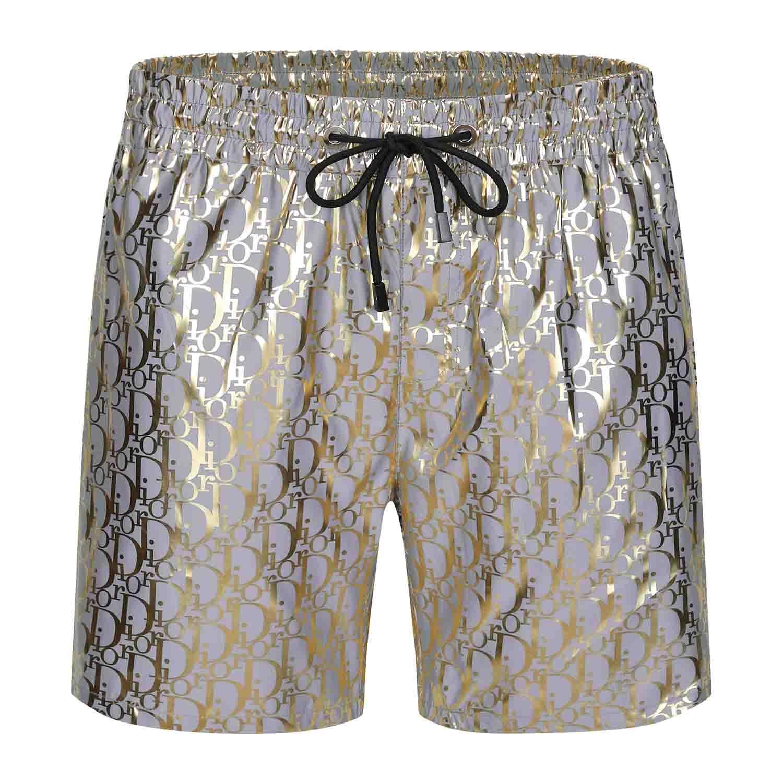t0ss diseñadores de impresión de letras Junta Pantalones cortos para hombre del bañador playa del verano de surf Pantalones cortos de alta calidad de los hombres pone en cortocircuito