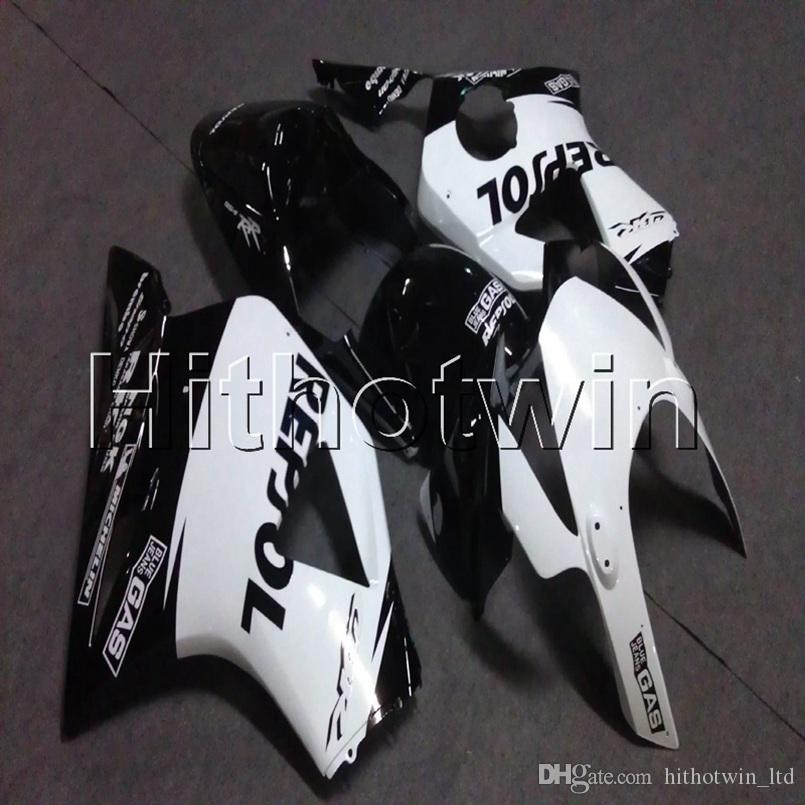 23colors+Botls repsol white motorcycle article for HONDA 02 03 CBR954RR 2002-2003 ABS motorcycle Fairing hull