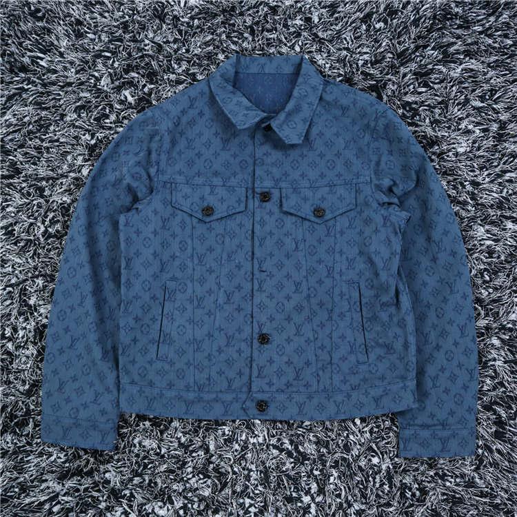 Mulheres Denim Jacket Primavera Antumn marca de moda casaco para Lady Jacket luxo Denim bolso Carta Brasão Imprimir Brasão Denim Botão