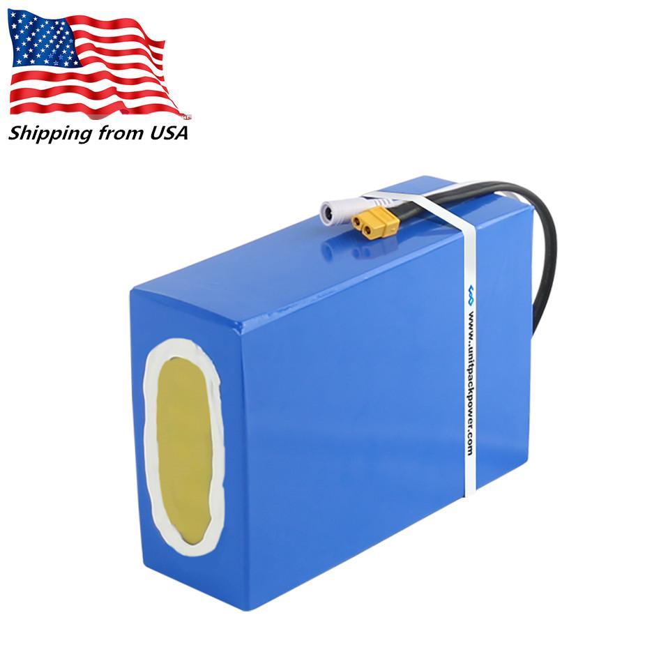 USA На складе 14S8P 52V 20Ah 1040Wh батареи 13S8P 48В 960Wh eScooter Батареи для Bafang 1800W 1500W 1000W 750W 500W Motor