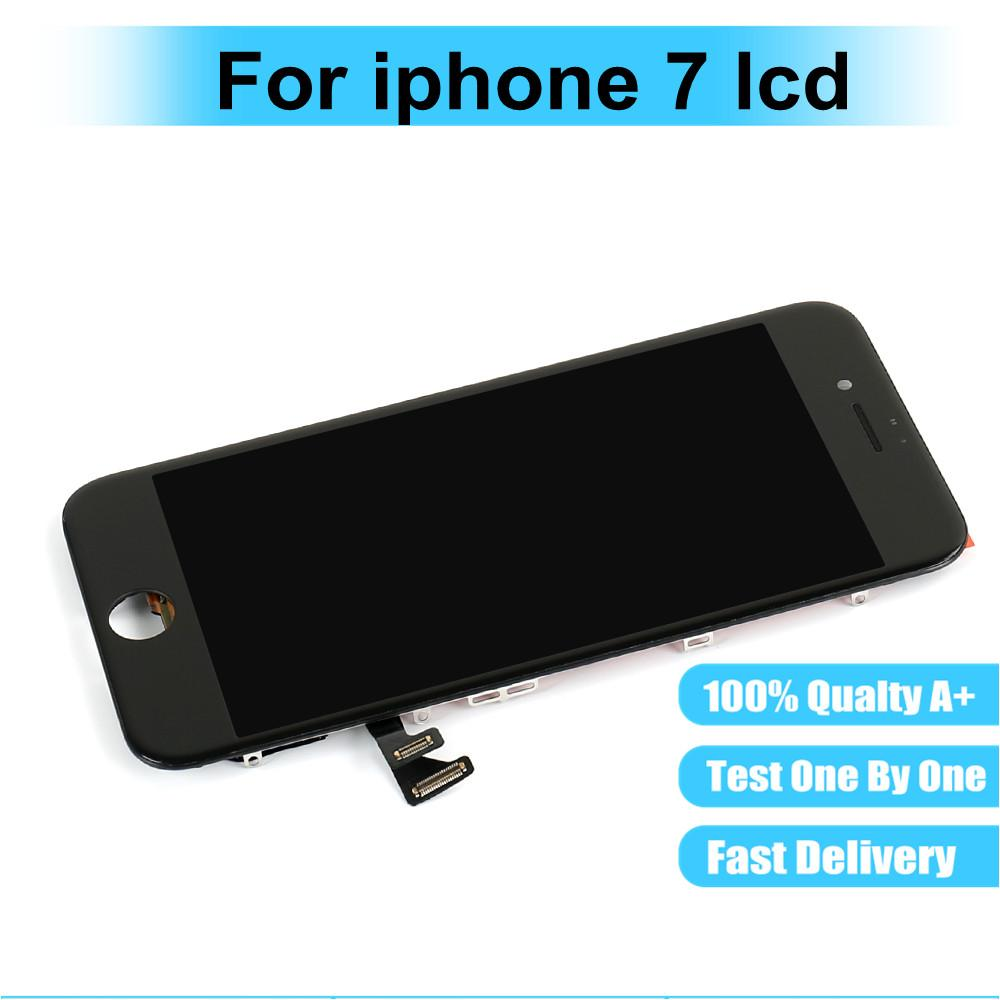 """Mobile Phone Replacement Parts Oem Original 4.7 """" inch Display Touch Screen Assembly Digizer Complete Lcd For Iphone 7"""