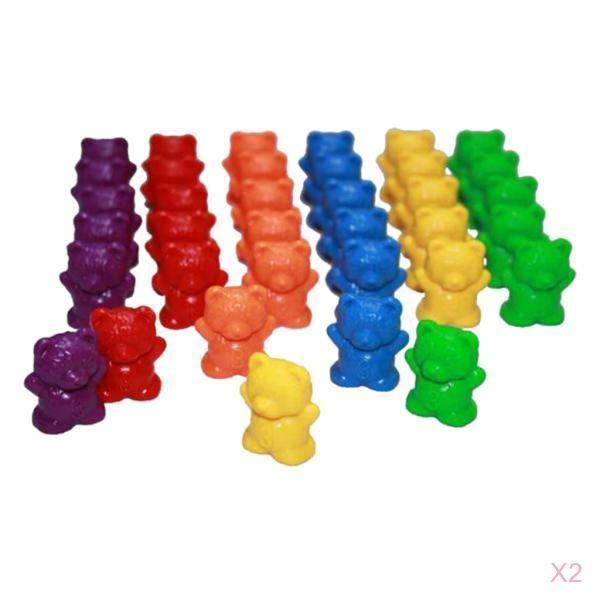 240 개 조각 속임수 카운터 서로 다른 크기와 색상 교육 장난감