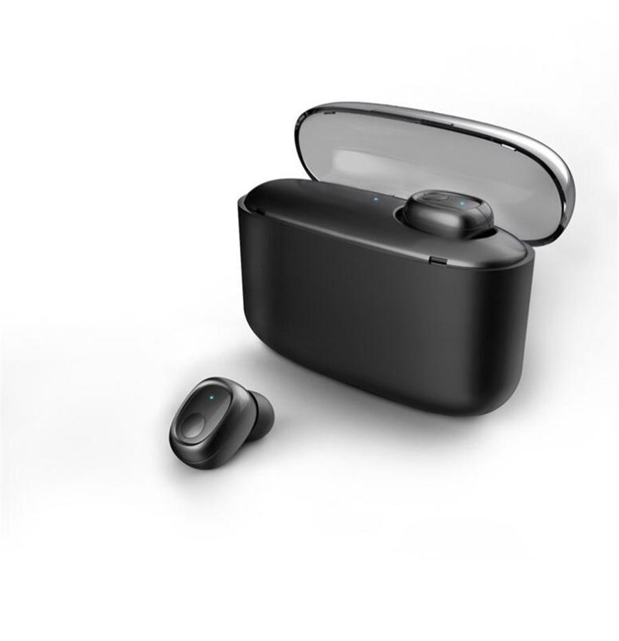 4000 mAh TWS Fone de ouvido Bluetooth 5.0 9D Auscultadores estéreo sem fios Touch Control IPX7 impermeável sem fio Fones de ouvido Power Bank # OU850