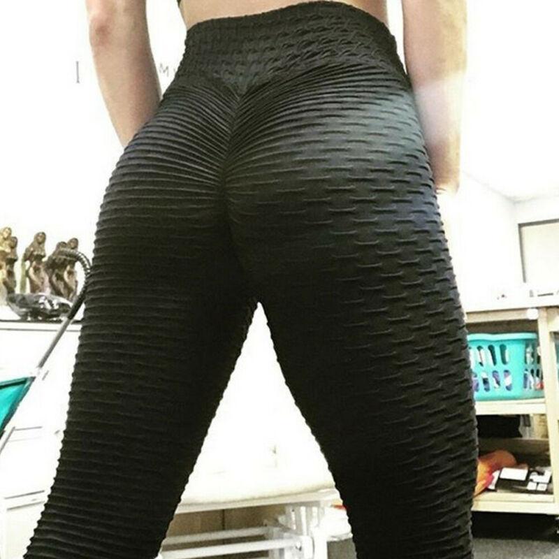 Approsgrass Brand Designer Womens Yoga Длинные брюки Высококачественный тренажерный зал Антицеллюлитная компрессия Спортивные Леггинсы Butt Lift Упругие штаны