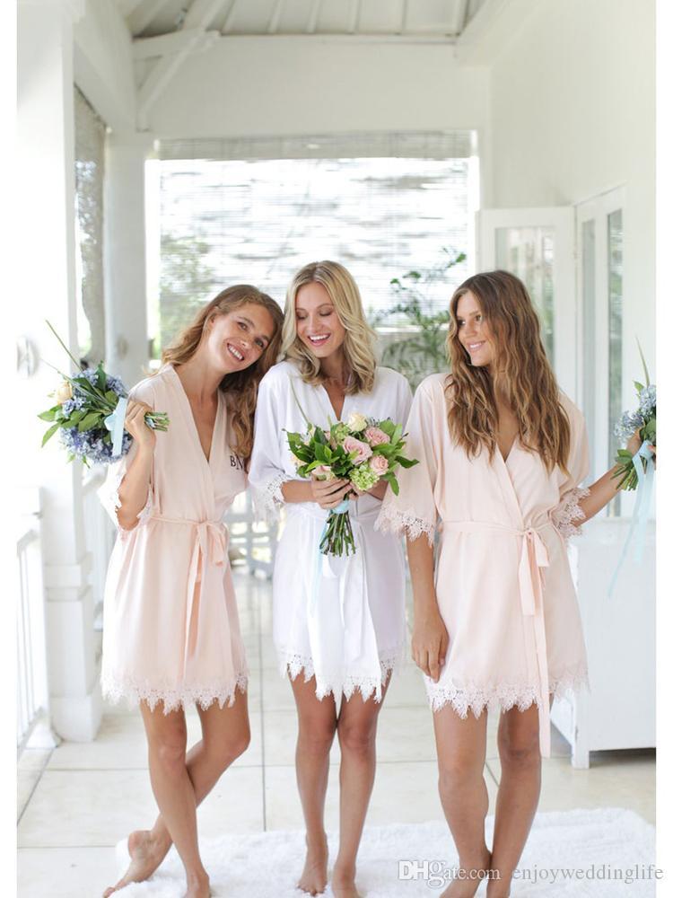 Personalised FLORAL Wedding Bridal Pyjamas PJ/'s Adult /& Childs Sizes 2 Colours