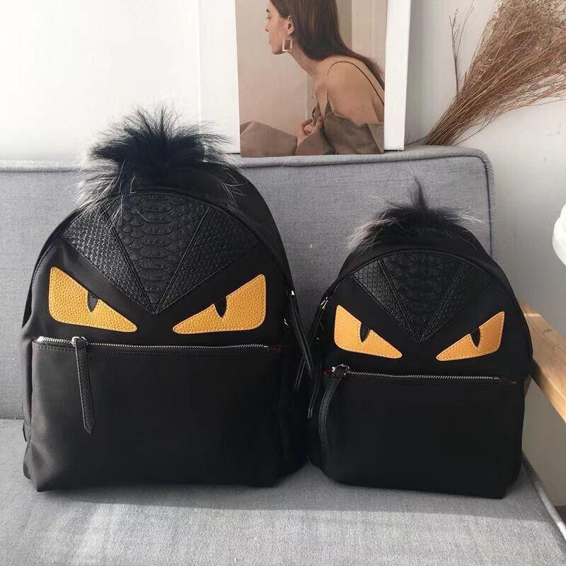 дизайнерские рюкзаки monster eyes 2019 новый стиль найти кошелек fadi дизайнерские сумки женская мода кошелек модная сумка