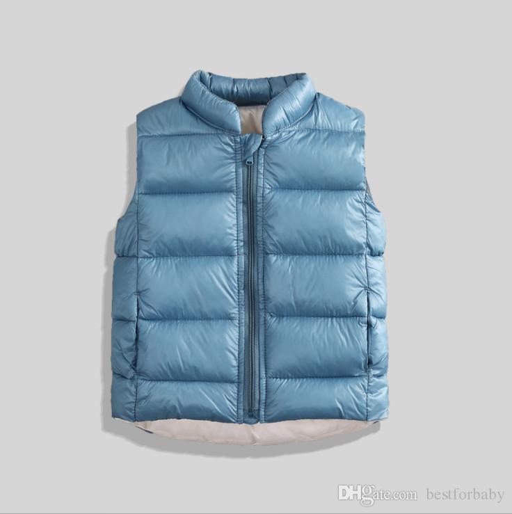 Baby Sleeveless Fur Vests Girl Winter Waistcoat Clothing Elegant Fancy Outerwear
