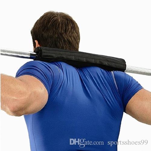 Barbell Pad Pull Up Squat Bar Schulter Zurück Schützen Pad Grip Unterstützung