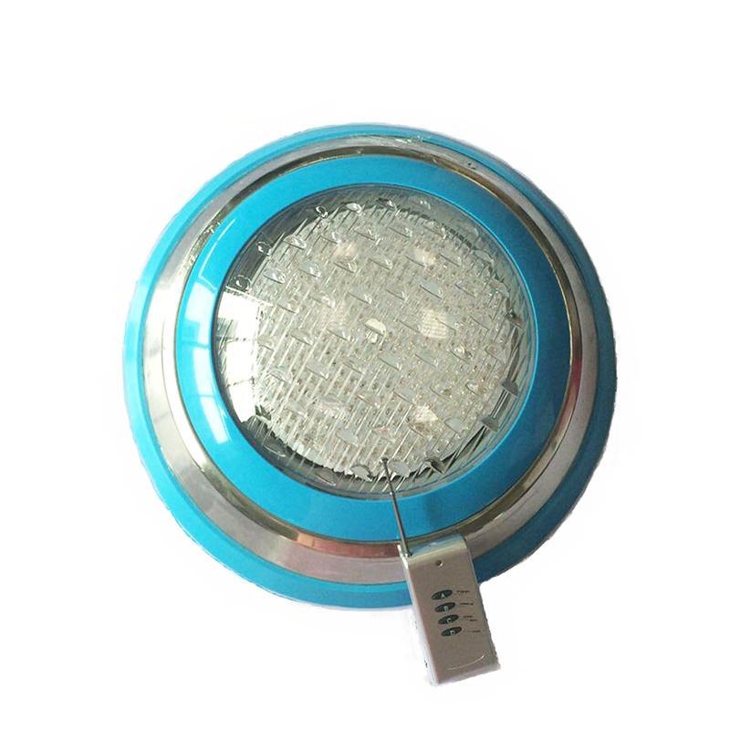 LED Schwimmbad Licht 54 Watt AC 12 V 24 V RGB IP68 LED Fernbedienung Unterwasser Lampe Außenbeleuchtung Teich Lichter Led Piscina