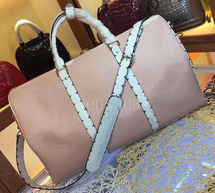 Hombres Top Style Bag Duffle Famosa diseñador Mujer Nueva Calidad 50 Brand Marca Moda Bolsa de viaje Diseñador-KEETALT MAILTALL EQUIGATE 201911 BMMC