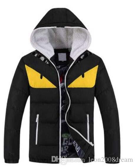 All'ingrosso rivestimento di inverno giacche e cappotti di moda con cappuccio da uomo Uomo Marca 2020 di New causali Warm cappotti Uomo Spesso Cappotti di cotone imbottito
