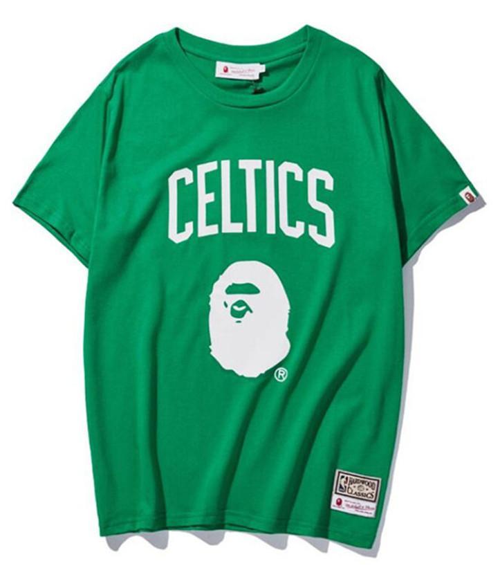 Popular Logo Fuego estampación de camisetas Classic Hiphop Streetwear camisetas de los hombres de cuello redondo de Moda suelta Tees la buena calidad de Verano Tops2020