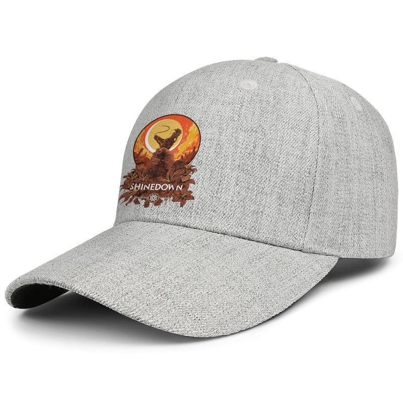 Shinedown Amaryllis grey man truck driver Duck tongue hatdesign designer golf design yourself fashion baseball custom fashion personali