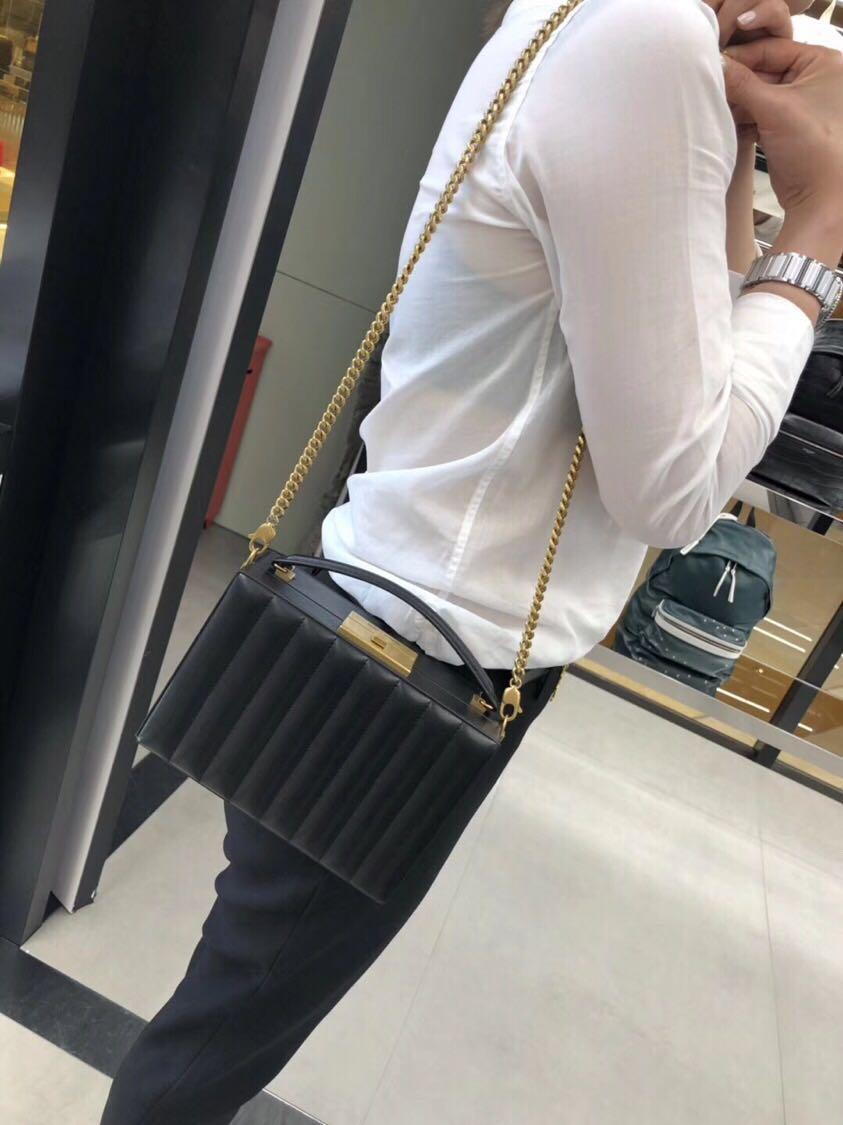 paquet diagonale dames sac en cuir de mode de qualité haut de gamme sac à main concepteur soir Designer- dame de style épaule chaîne amovible