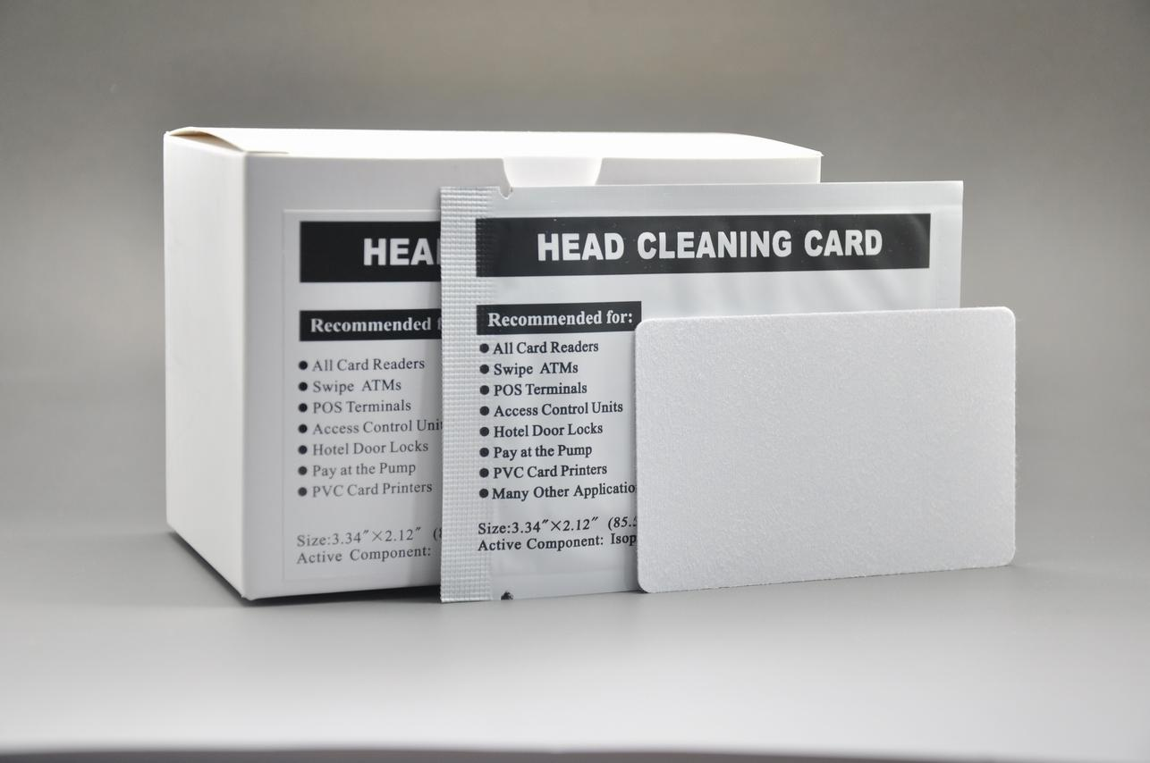 ATM قارئ البطاقة الممغنطة بطاقة الشريط قارئ بطاقة الكاتب ينظف