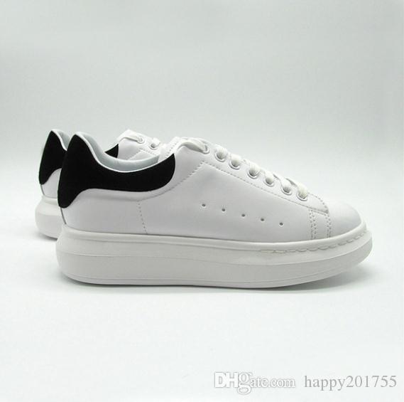 Luxuoso Marca Shoes Loafers Moda Couro Homens Mulheres Casual Shoes Sneakers Outdoor Unisex Zapatos Designer Condução Shoes 35-44