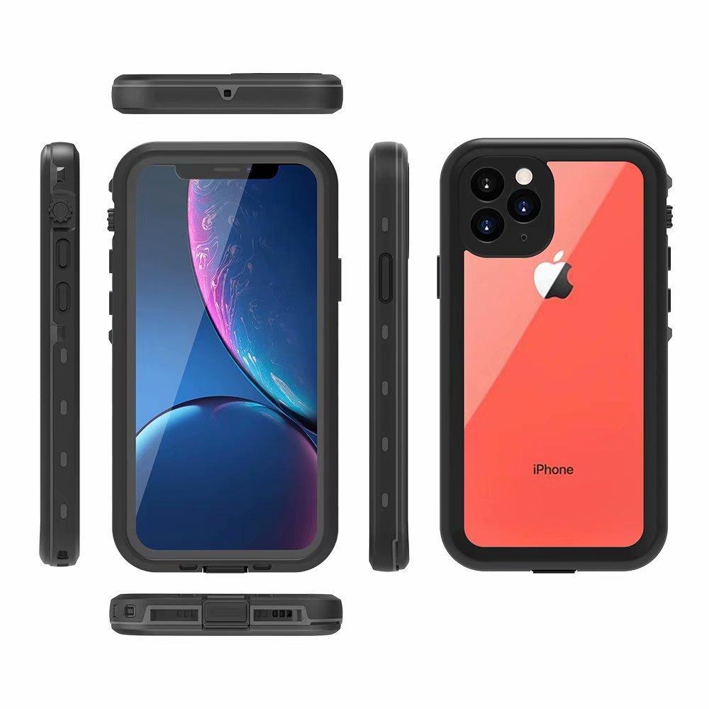 Redpepper impermeável Caixa à prova de choque sujeira resistente capa para o iPhone 11 PRO 11 PRO MAX XS XR XS MAX IP68 Piscina 20PCS / LOT