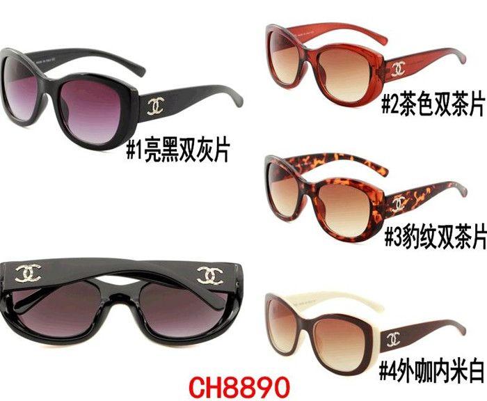 La plaza piloto gafas de sol del metal del oro gris del gradiente Sonnenbrille OCchiali únicas gafas vintage Lentes de sol unisex Nuevo