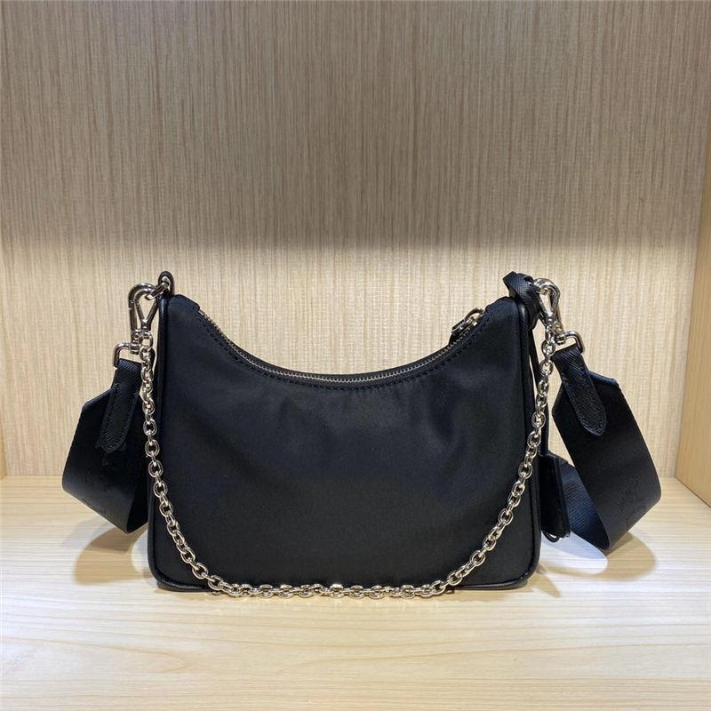 2021 Deisigner Shoulder For Messenger Women Handbags Pack Bag Chest Chains Handbags Bag Canvas Presbyopic Lady Designer Purse Tote Whol Iqbt