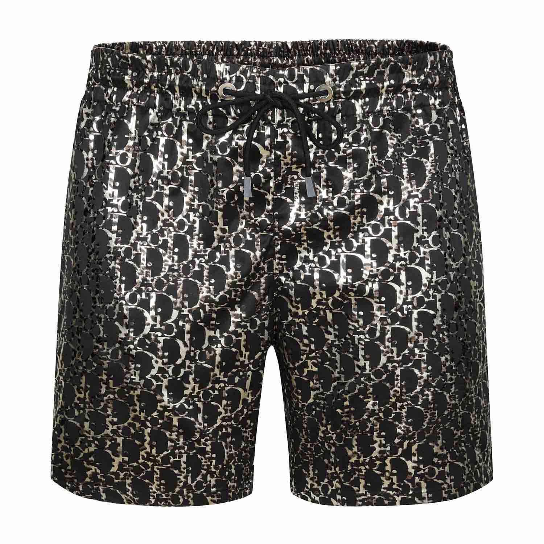 2020 Neue Angebot Art und Weise Männer Pferdchen Strandhosen Streifendesign Sommer POLO-Kurzschlüsse für Mann Swim Wear Brett schnell trocknend Shorts
