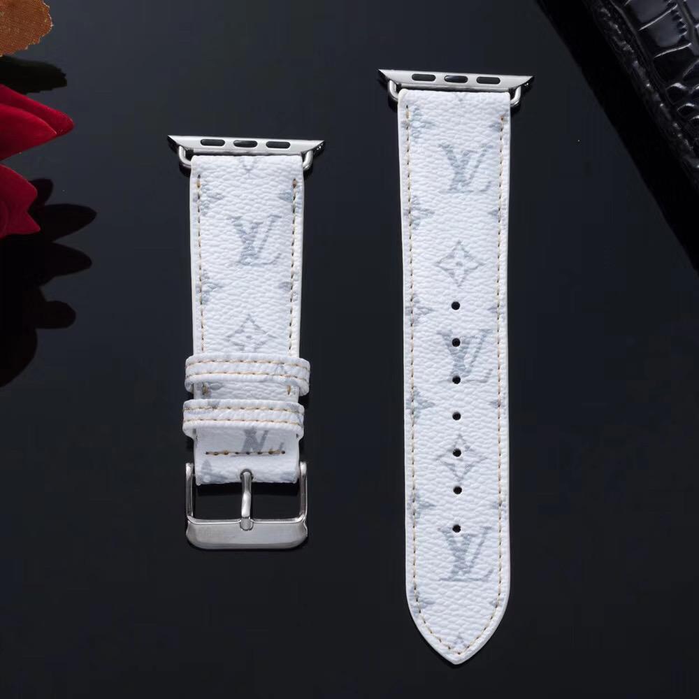 Классический модный тренд джентльмен элегантный кожаный ремешок для 42 мм 38 мм 40 мм 44 мм Apple Smart Watch удобные мужские женские деловые повседневные