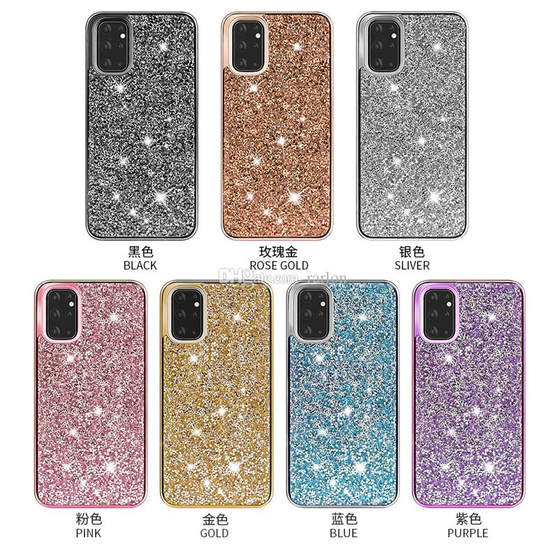Luxury Brand Sup Glitter Phone Case for