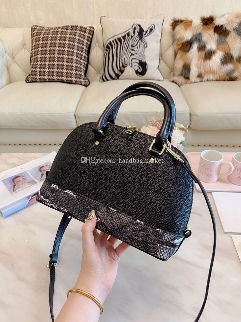 2019 vendita calda di lusso della moda del progettista di marca borse borse donna Borsa crossbody famoso signore di lusso sella spalla borse borse shell busta