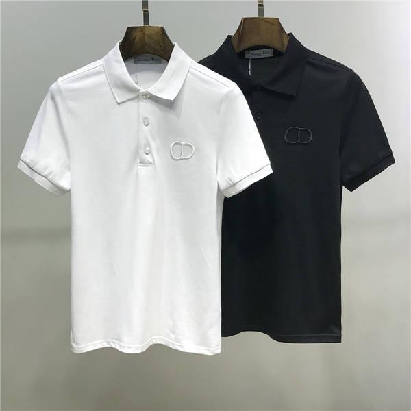 2020ss primavera e l'estate dei nuovi uomini di Modo Casual Manica Corta T-shirt Stampa Casual Traspirante affari camicia sottile 06