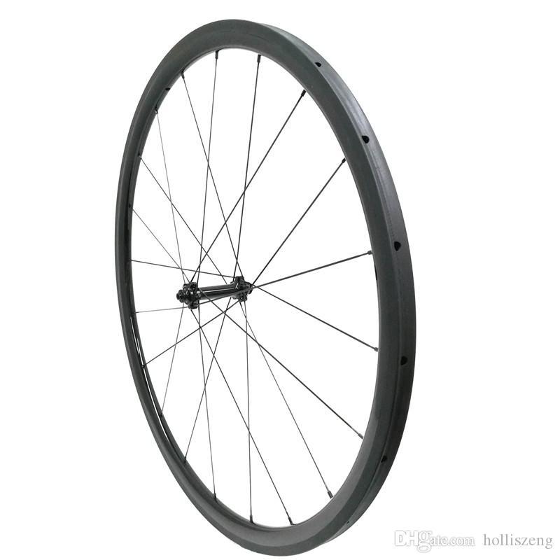 30mm 관형 쐐기 광택 bitex 305 허브 및 sapim cx aero 광선 슈퍼 라이트 웨이트 1100g / 도로 자전거 바퀴 용 쌍