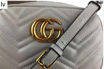 Spedizione gratuita in pelle Nome borsa Famoso bags delle borse women Tote della spalla della signora Leather 2020 stili Borse M Borse borsa 211 70BH