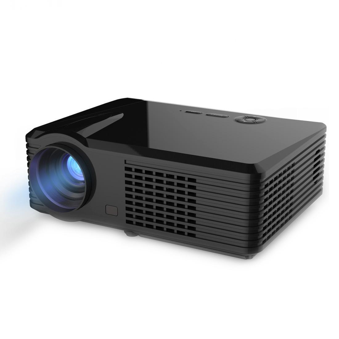 LED PRS220 2500 لومينز HD الرقمية العارض، الروبوت 4.4 اللحاء A5 رباعية النواة 1.5GHz سوبر، ذاكرة الوصول العشوائي: 1GB، ROM: 8G، ودعم 1080P
