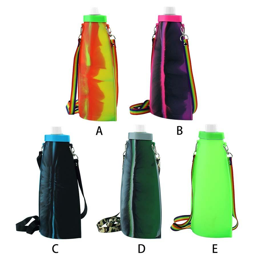 Portable silicone vin bog incassables, Outdoor silicone sacs à vin - utilisé pour le camping, Voyage, Plage, Pool Party