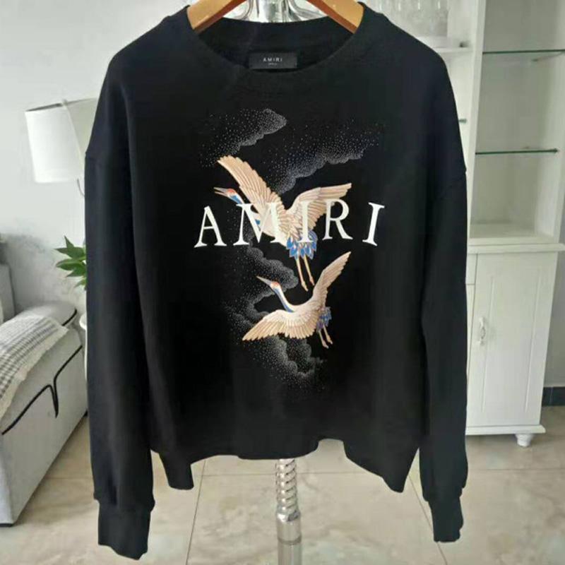 Diseño Sudaderas Mens de la marca de ropa de lujo casual con capucha de las mujeres de lujo de moda jersey Imprimir Camisas de alta calidad A1 B105267L