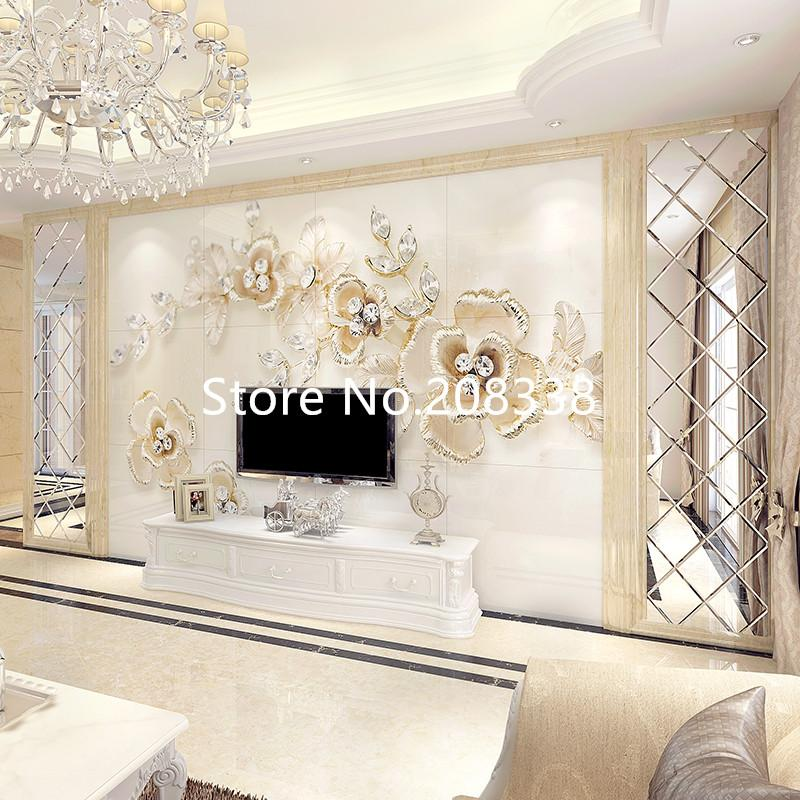 Beveled Mirror Tiles Ss M6 For Wall Mirror Bathroom Mirror Buy From Pagoda 285 01 Dhgate Com