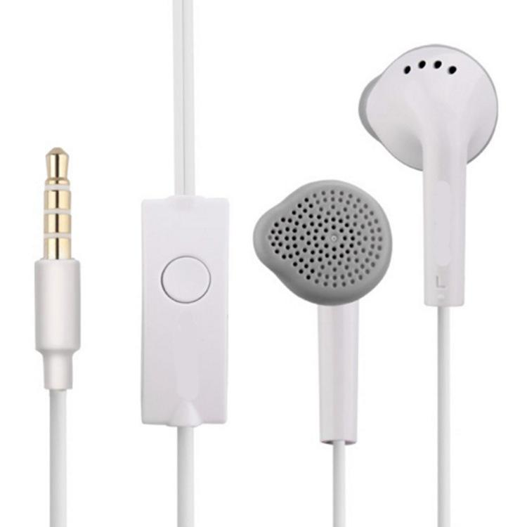 3.5mm Audio Jack Wired In-ear Stereo Headset with Microphone For Samsung EHS61 S3 S4 S5 S6 S5830 S7562 Classic Android Earphone