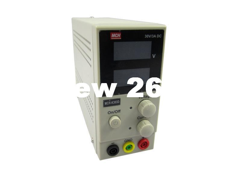 Freeshipping MCH-K303D 90w 30V 3A switching type mini dc power supply