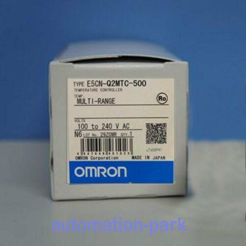 NEW IN BOX 1PC OMRON контроллер E5CN-Q2MTC-500 гарантия один год 100-240