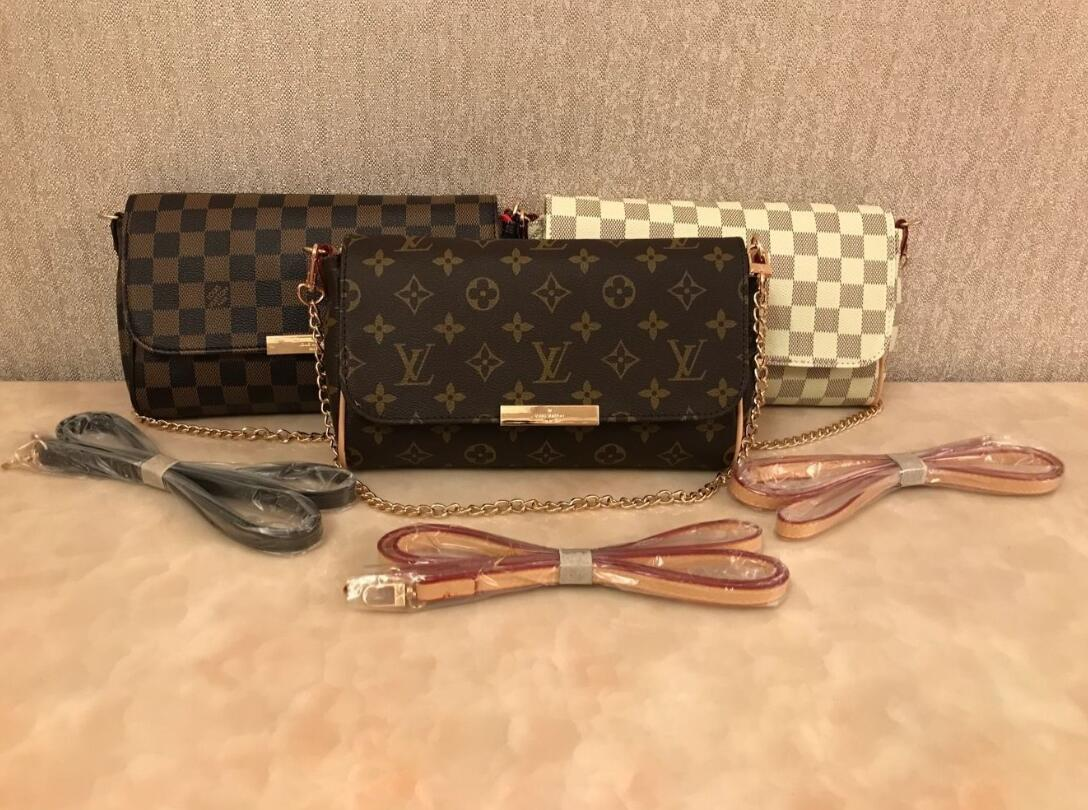 new classic Women's Bags European and American fashion PU color gold chain a large number of discounts