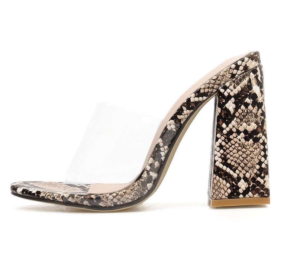 Vendita-Plus formato caldo sandali donne muli dal design di lusso vengono con la scatola