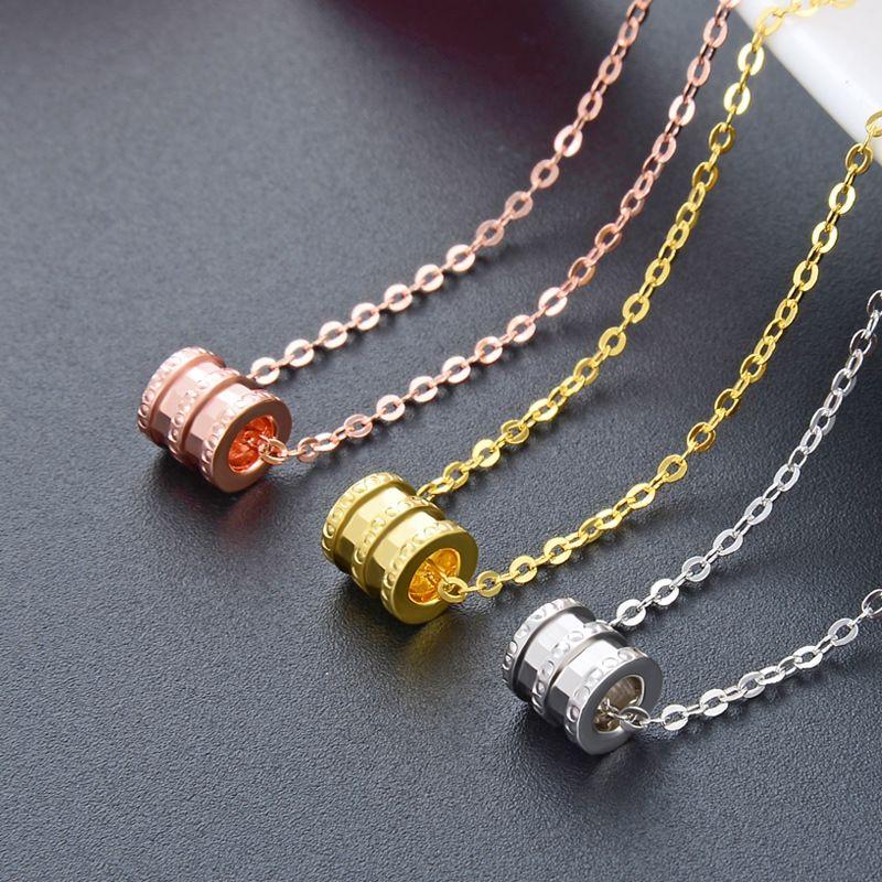 S925 Sterling Silver cintola collana femminile breve paragrafo catena della clavicola di personalità creativa d'argento di modo selvaggio stesso paragrafo