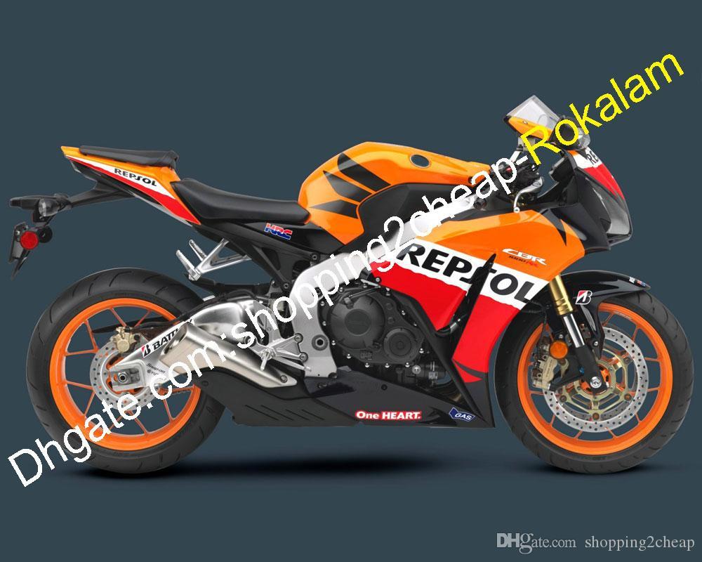 ability to customize the colors Kit adesivi decal stikers HONDA CBR 1000 RR 2005 REPSOL FIREBLADE