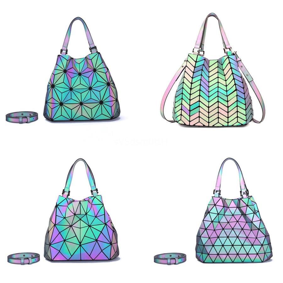 Yeni Moda Lüks Kadınlar Çanta Tasarımcı çanta Bayanlar Bez Çantası hobo Lazer Messenger Çanta Bayan Omuz Çantaları Sırt çantası Cüzdan # 871
