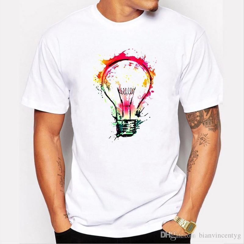 Toptan Yüksek Kalite% 100 pamuk Polo Gömlek ABD ayı deseni baskılar T Shirt ile t shirt kısa kollu rahat tişörtleri ayı