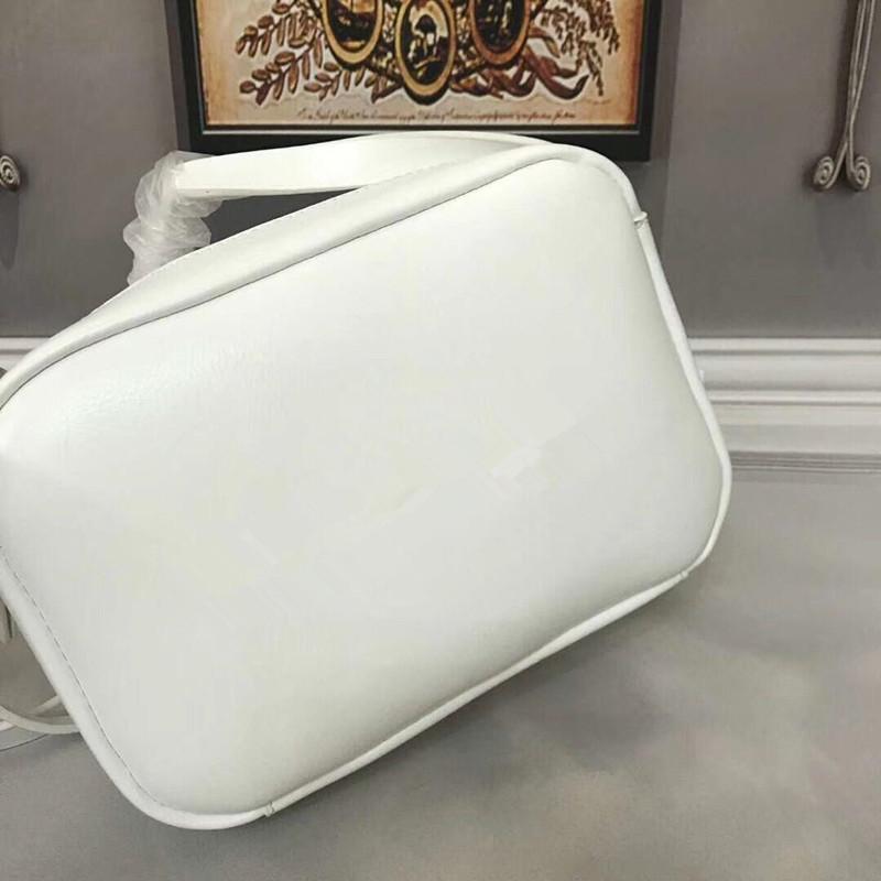 Hot sacs à main femmes célèbres sacs en bandoulière dames pompon Litchi femmes profil sacs de messager sac en cuir véritable 100%