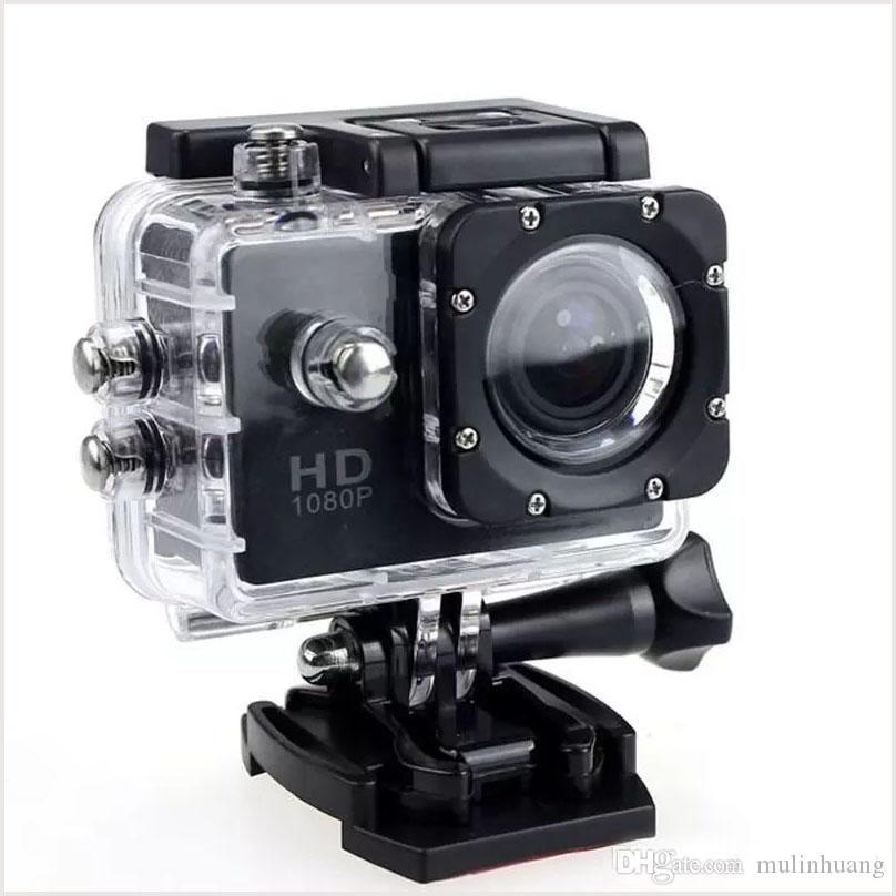 SJ4000 الرياضة SJ كاميرا 1080P 4000 2 بوصة LCD كاملة HD تحت 30M مقاوم للماء الرياضة DV تسجيل داش كاميرا للدراجات تزلج سجل MQ30