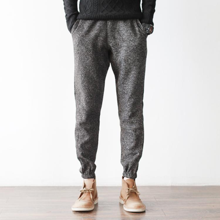 Новые 2020 Осень Зима Мужчины Плюс Размер 4XL 5XL 6XL 7XL 8XL брюки Sweatpants Joggers вскользь Сыпучие высокой талией хлопка Looped брюк