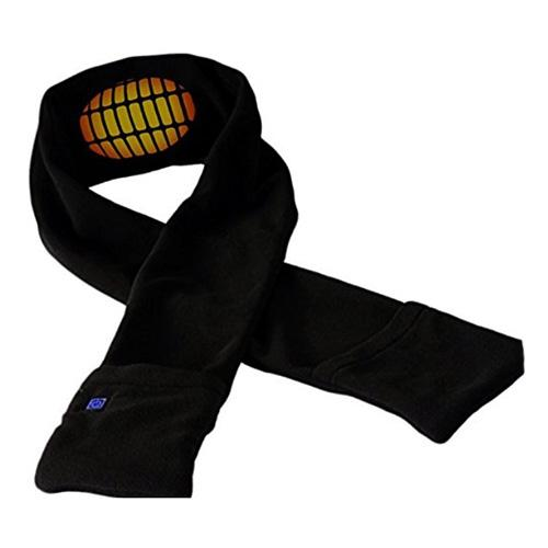 Smart Electric Heated Scarf Winter Neck Warmer Shawl USB Man//Woman Designer UK