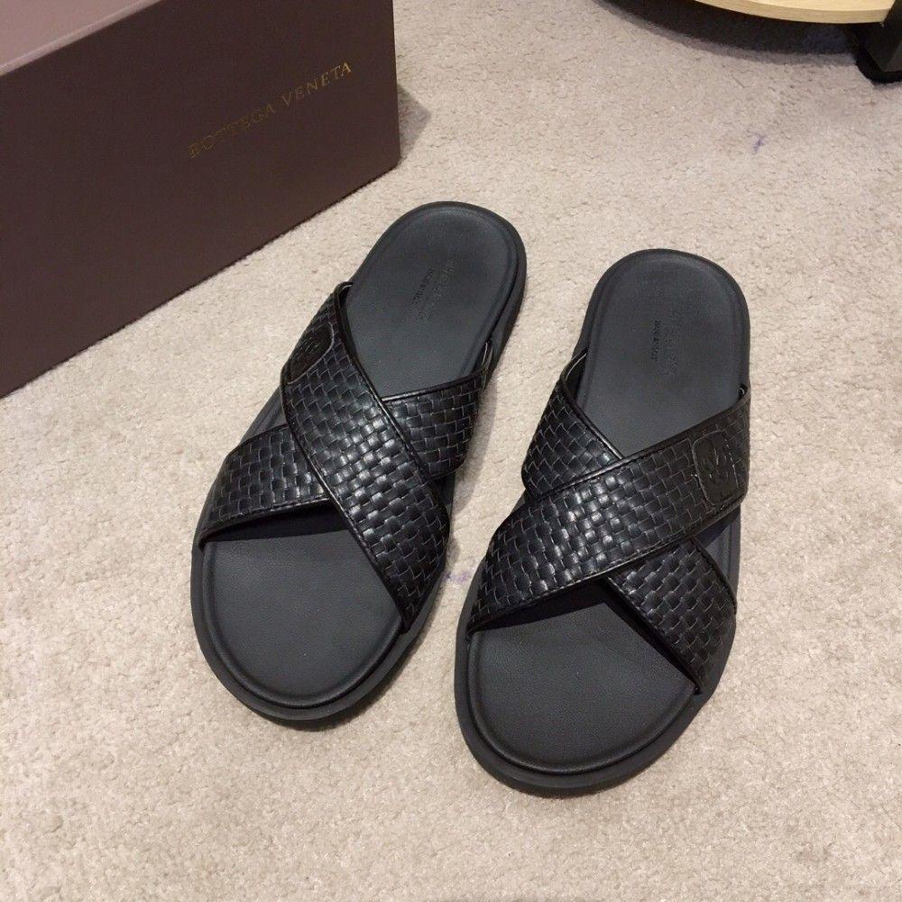Best sellerSummer nuevos hombres zapatillas trabajo exquisito cómodo pie ambiente elegante