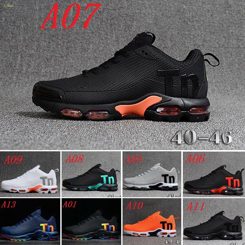 Nike Mercurial Air Max Plus Tn TN mercuriali tn inclusa KPU mens scarpe firmate onda corridori donne suola delle scarpe da tennis mens scarpe TN goccia pattini casuali plastica